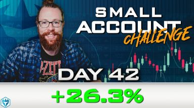 Day 42 of My New Small Account Challenge   Recap by Ross Cameron