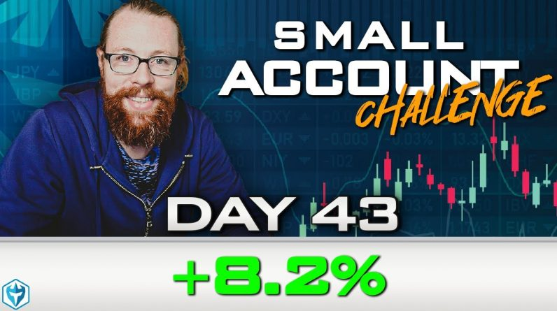 Day 43 of My New Small Account Challenge | Recap by Ross Cameron