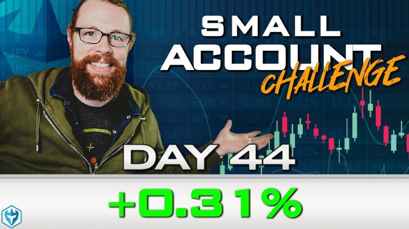Day 44 in My New Small Account Challenge | Recap by Ross Cameron