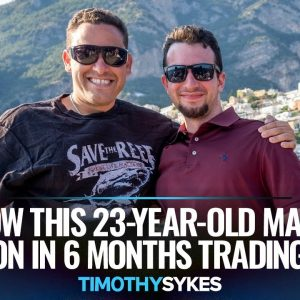 How this 23-Year-Old Made $6 Million in 6 Months Trading Stocks