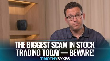 The Biggest Scam In Stock Trading Today — BEWARE!