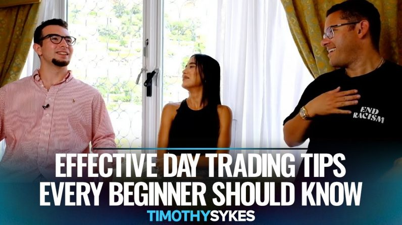 Effective Day Trading Tips Every Beginner Should Know