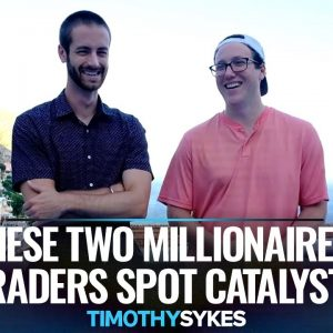 How These Two Millionaire Stock Traders Spot Catalysts