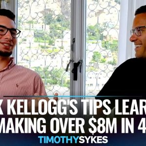 Jack Kellogg's Tips To Over $8 Million In Profits In 4 Years