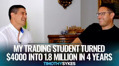 My Trading Student Turned $4000 Into $1.8 Million in 4 Years