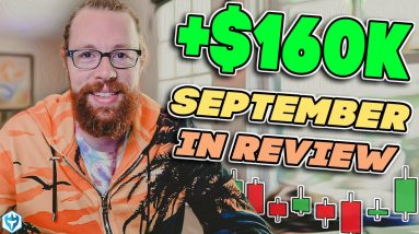 September in Review +$160k! | Day Trading Recap by Ross Cameron